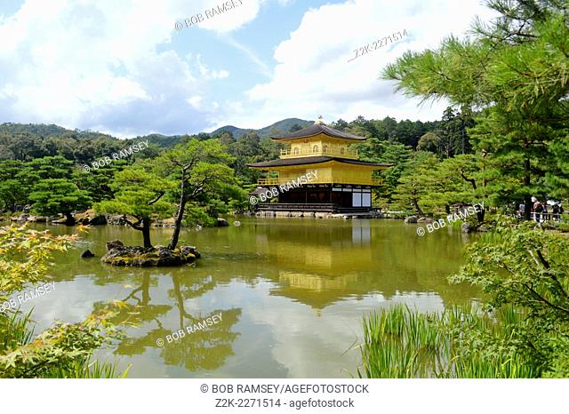 Kinkaku Ji temple, Kyoto, Japan