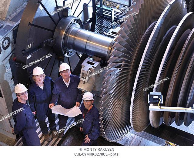 Group Of Engineers