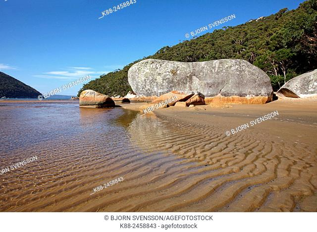 Sealers Cove. Wilsons Promontory National Park. Victoria, Australia