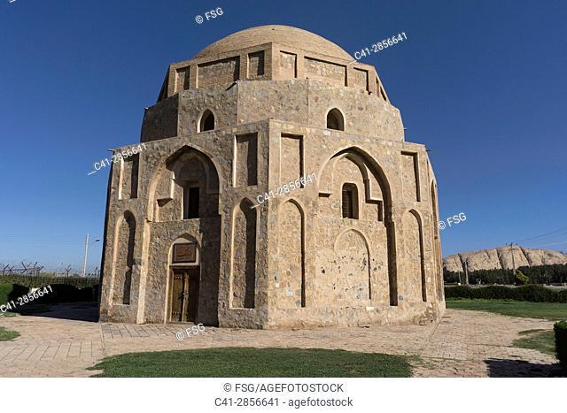 Jabalieh or Rock Dome, also known as the Gabri Dome. Kerman. Iran