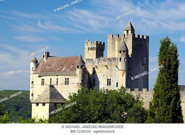 Chateau Beynac, Beynac-et-Cazenac, Dordogne, Aquitaine, France, France, Europe