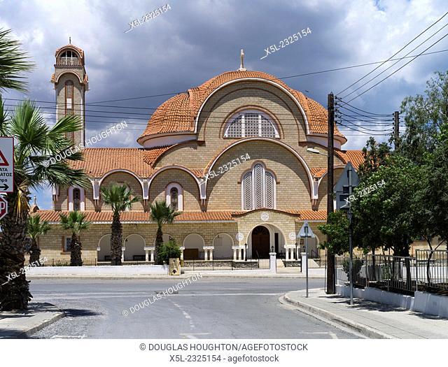 DERYNEIA CYPRUS Greek Orthodox church