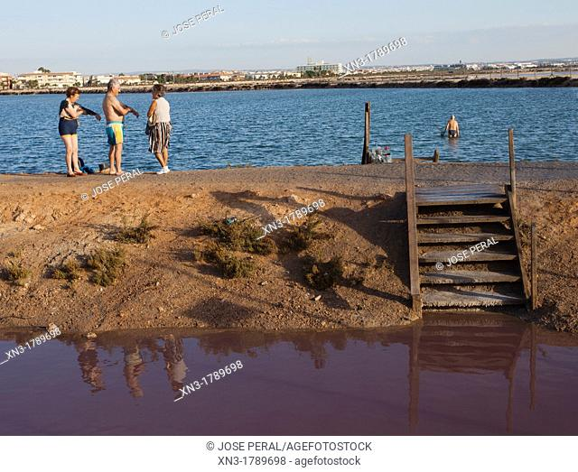 San Pedro De Pinatar offers visitors the largest area of outdoor mud therapy across Europe  We refer to the mud baths taken in the area known as Las Charcas of...