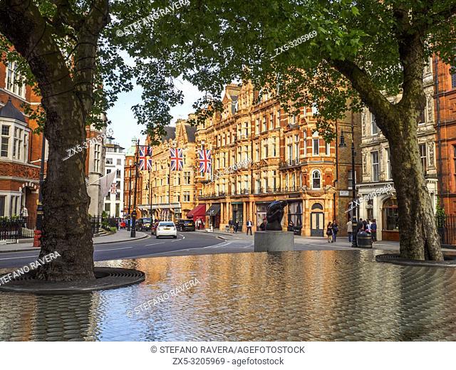 Carlos Place - London, England