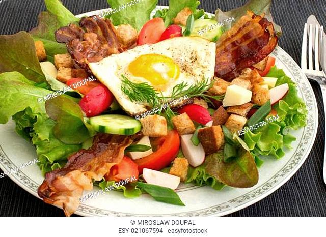 Country salad