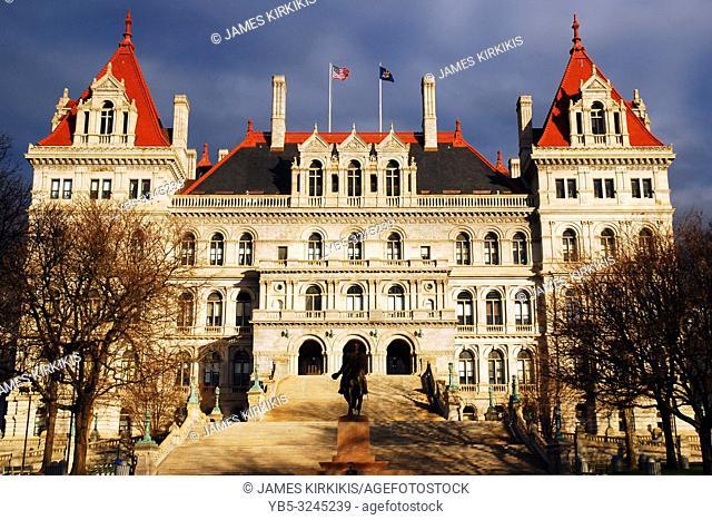 New York State Capitol, Albany, New York