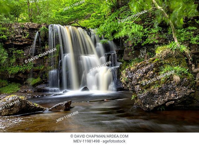 East Gill Force - Keld - Swaledale - Yorkshire - UK