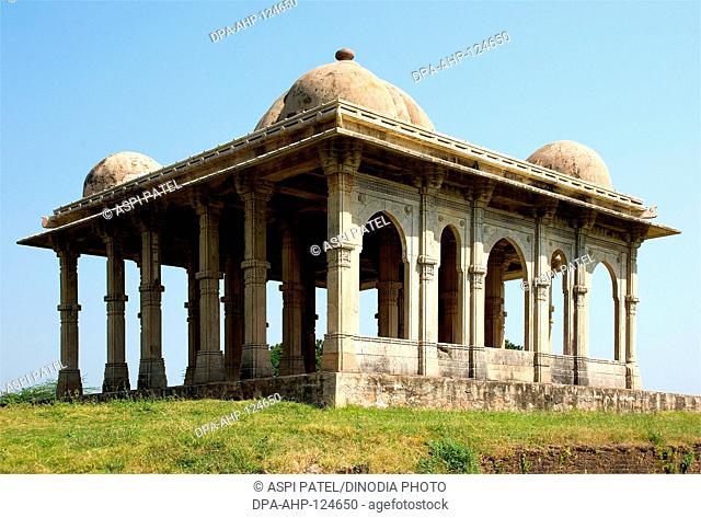 UNESCO world heritage Champaner Pavagadh ; Kevada Masjid built by Mahmud Begda's Umrao ; Champaner ; Panchmahals district ; Gujarat ; India ; Asia