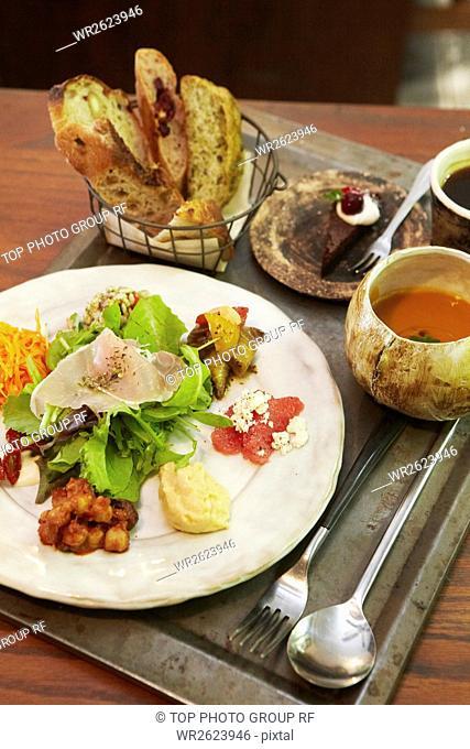 Ploughmans Lunch Bakery;Japan
