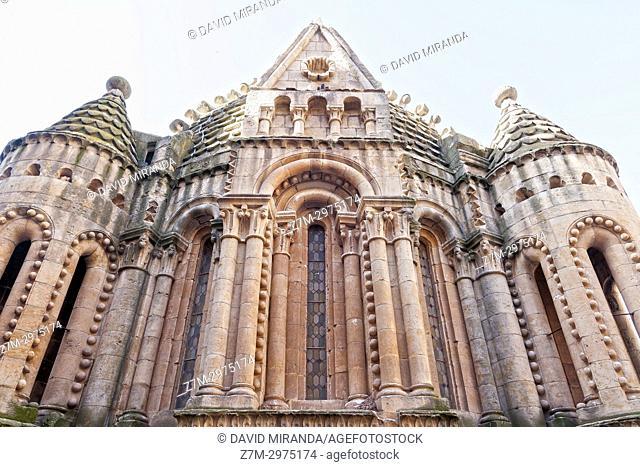 Torre del Gallo de la catedral Vieja. Salamanca. Ciudad Patrimonio de la Humanidad. Castilla León. España