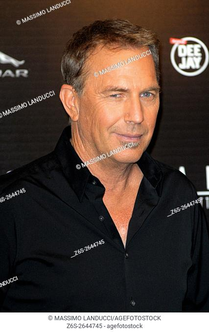 kevin Costner; costner; actor; celebrities; 2016; rome; italy; event; photocall ; criminal