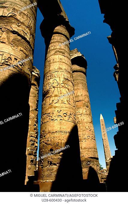 Luxor. Egypt