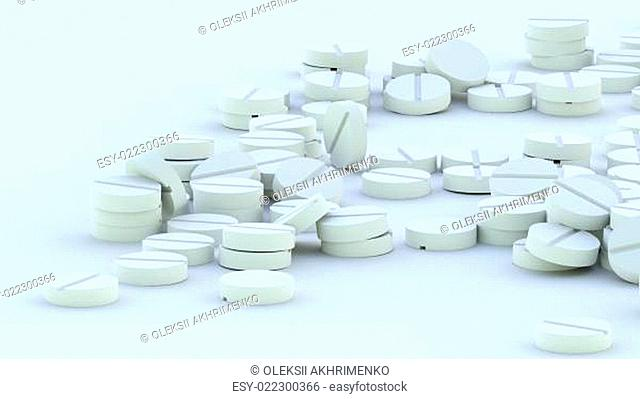 set of pills for treatment people