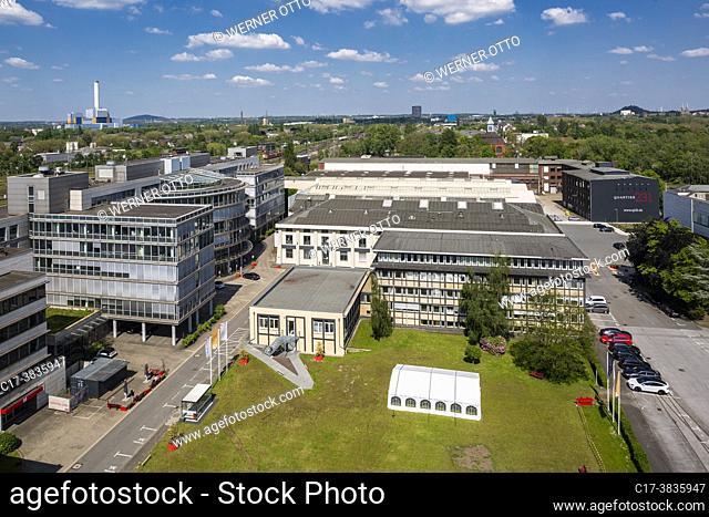 Oberhausen, Alt-Oberh, Lirich, Germany, Oberhausen, Alt-Oberhausen, Oberhausen-Lirich, Ruhr area, Lower Rhine, Rhineland, North Rhine-Westphalia, NRW