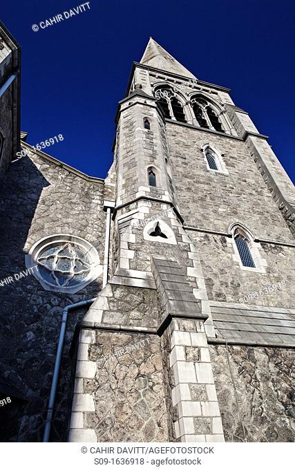 Ireland, Dublin, Suffolk Street,  The Steeple of the dublin Tourism Office