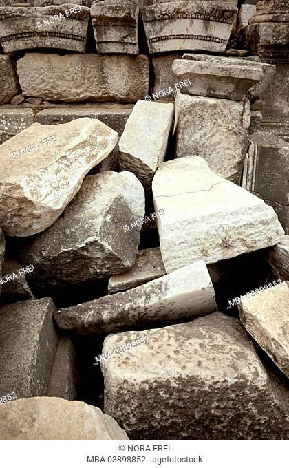 Turkey, Ephesos, antiquity, ruin
