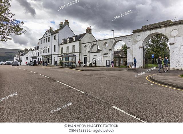 Inverary, Argyll, Scotland, UK