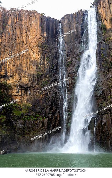 Howick Falls on the Umgeni (uMngeni) River. Midlands Meander. Howick. KwaZulu Natal Midlands. South Africa
