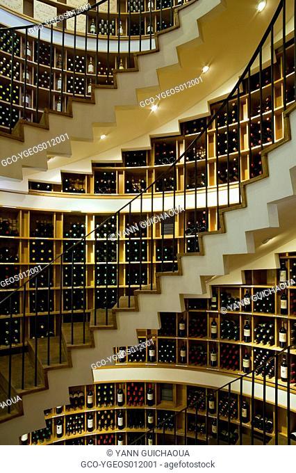 The Intendant, Famous Wine Shop,Bordeaux, Gironde,Aquitaine, France
