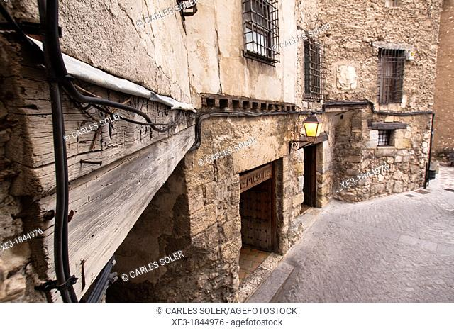 Rustic house, Cuenca, Castile-La Mancha, Spain