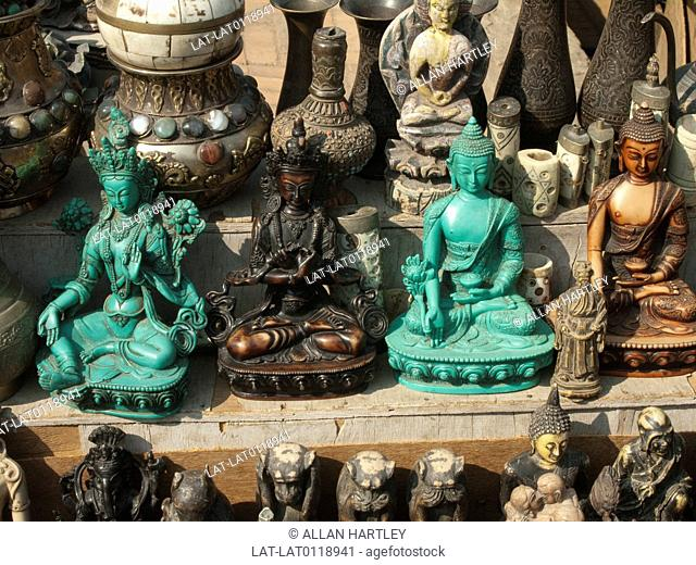 Durbar Square is one of the seven parts of the UNESCO World Heritage Site, Kathmandu Valley. There is a large market catering for the many visitors and pilgrims...