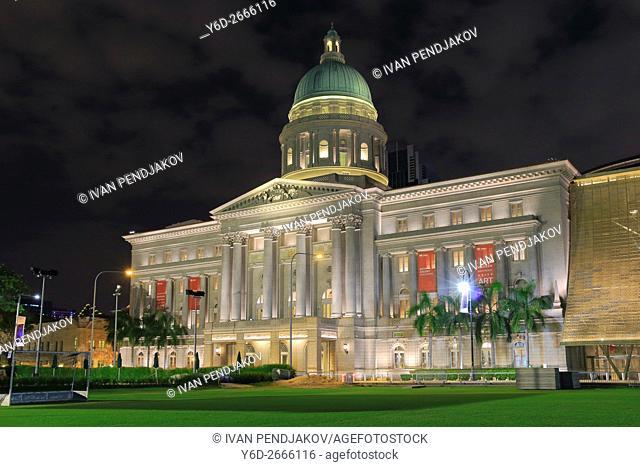Old Supreme Court Building, Singapore