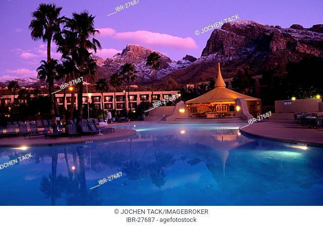 USA, United States of America, Arizona: Sheraton El Conquistador Hotel and Resort in Tucson