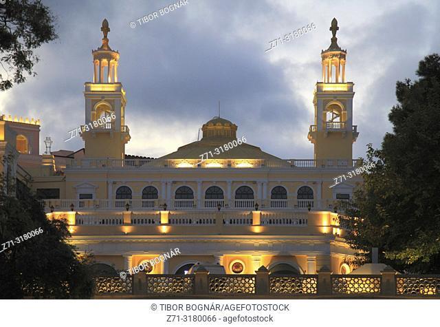 Azerbaijan, Baku, State Philharmonic Hall,