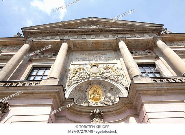 Zeughaus Berlin, German Historical Museum, Unter den Linden, Mitte, Berlin, Germany, Europe
