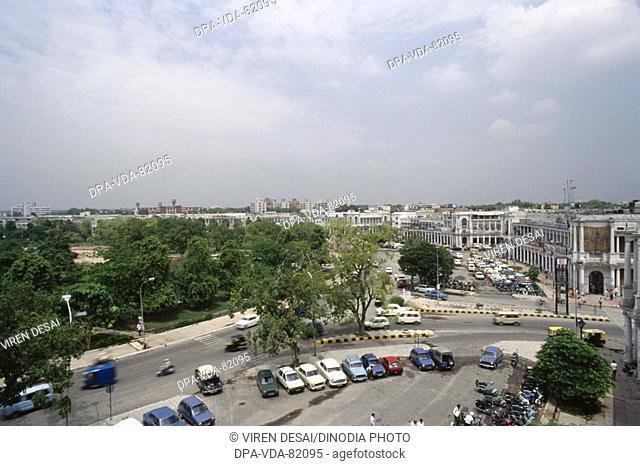 Connaught place , new delhi , india