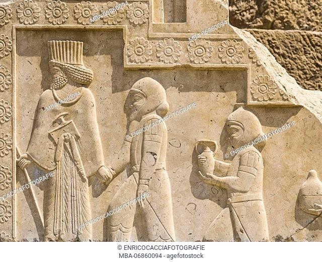 Persepolis, relief