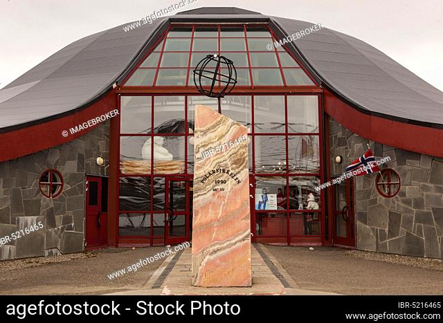 Arctic Circle, Arctic Circle Centre, Mo i Rana, Norway, Europe