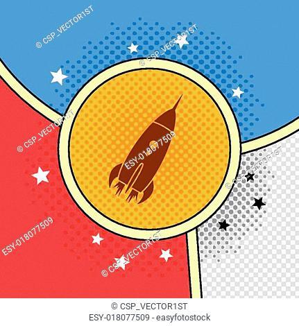 space shuttle rocket