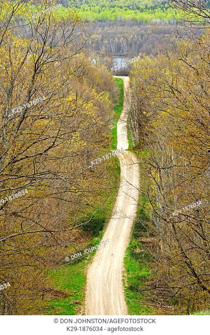 Burnett's Side Road, Manitoulin Island- Sheguiandah, Ontario, Canada