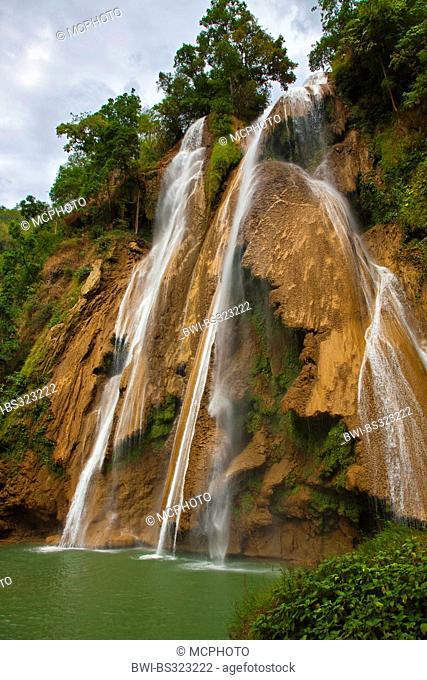 Anisakan Falls, Burma, Pyin U Lwin