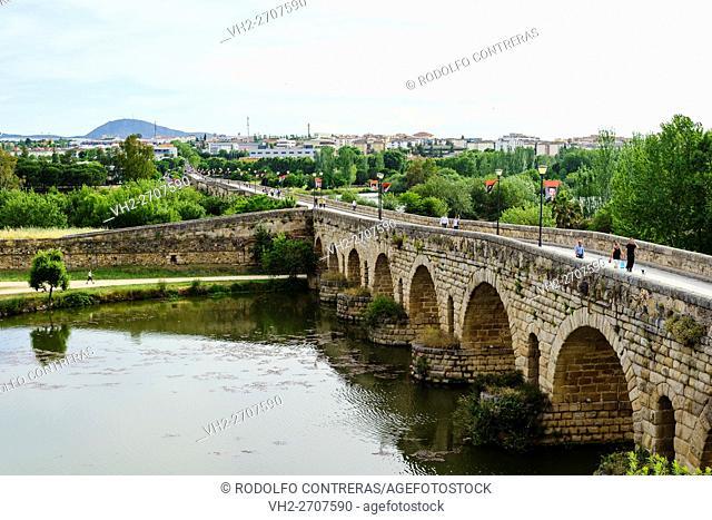 Roman bridge, Mérida