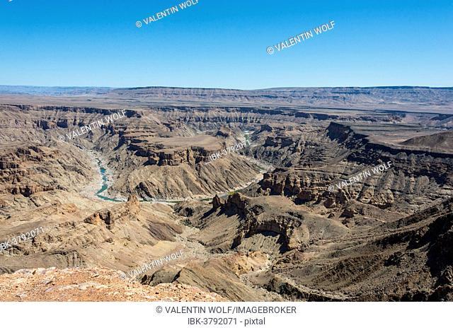 Fish River Canyon, Ai-Ais Richtersveld Transfrontier Park, Fish River Canyon, Namibia