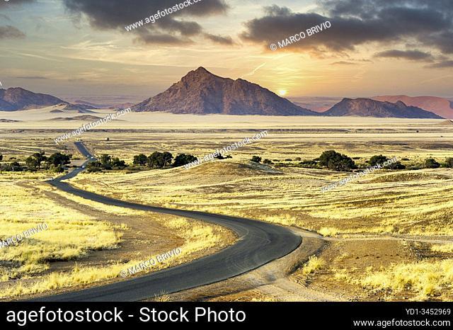 Namibia, Africa. Namib Naukluft Park