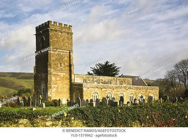 Abbotsbury church, Dorset, England, UK