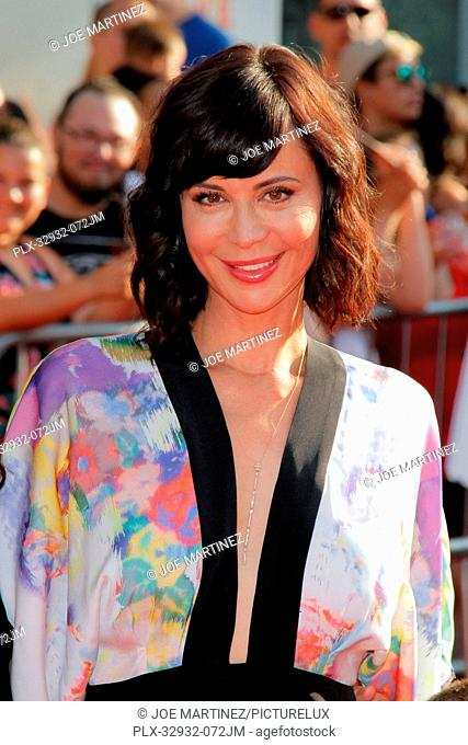 Catherine Bell at the U.S. Premiere of Disney's The BFG held at El Capitan Theater in Hollywood, CA, June 21, 2016. Photo by Joe Martinez / PictureLux