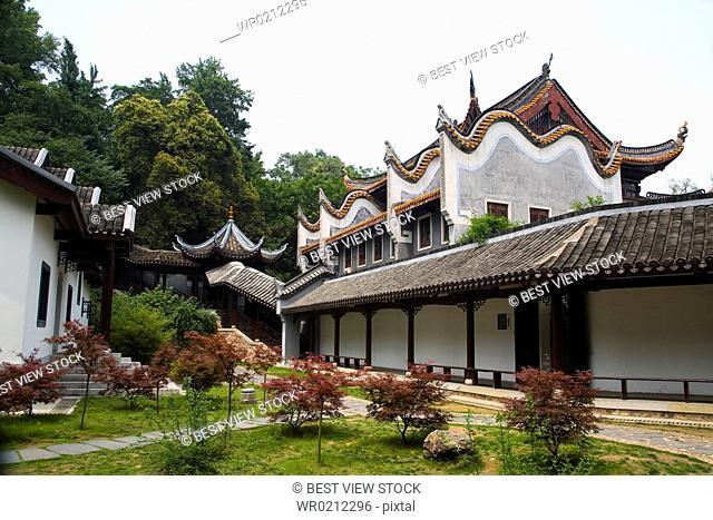 Hunan, Changsha, Hunan University, Yuelu Mountain, Yuelu Academy