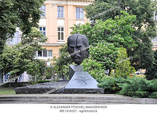 Stefan Stambolov Monument, Crystal Park, Sofia, Bulgaria, Europe