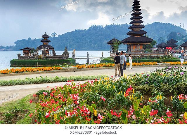 Pura Ulun Danu Bratan. Lake Bratan. Bali. Indonesia, Asia