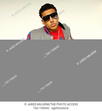 Quincy Brown Combs portrait in Los Angeles, California