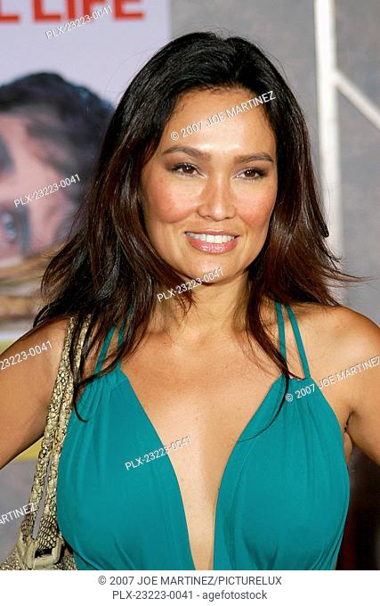 Dan in Real Life (Premiere) Tia Carrere 10-24-2007 / El Capitan Theatre / Hollywood, CA / Touchstone Pictures / Photo by Joe Martinez