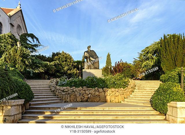 Petar Krešimir IV, The Great Croatian King, Statue, Sibenik, Croatia