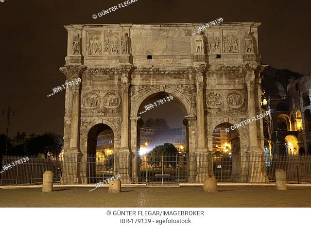 Arch of Constantine, Rom, Italy