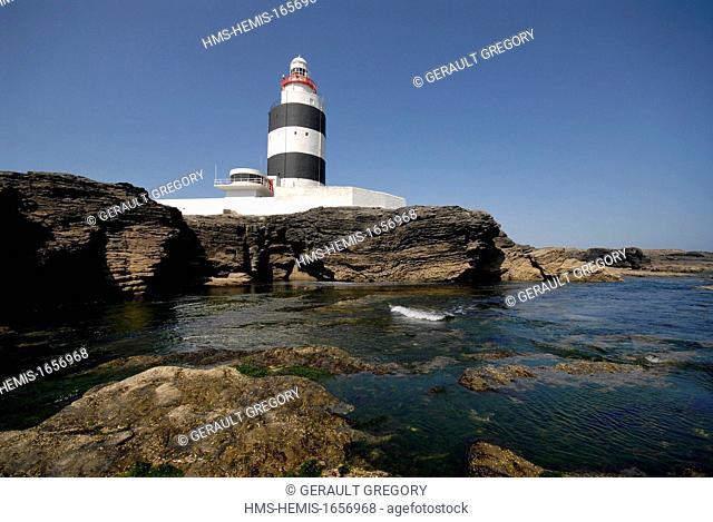 Ireland, Wexford County, Wexford, Hook Head light house