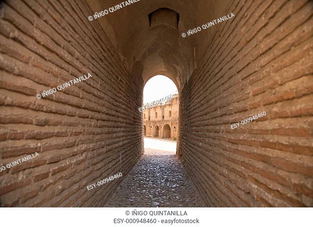 passage in coca castle
