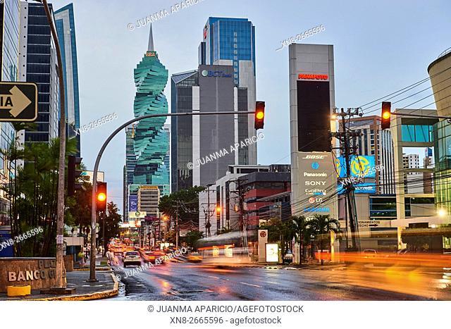 50th Street, Panama City, Republic of Panama, Central America